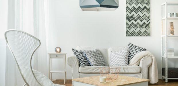 Interior Design Ideas for Small Living Rooms