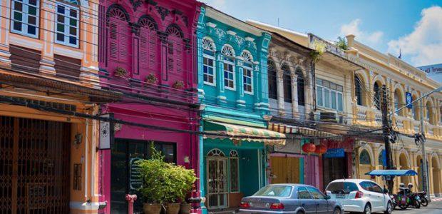 Phuket Old Town 2018
