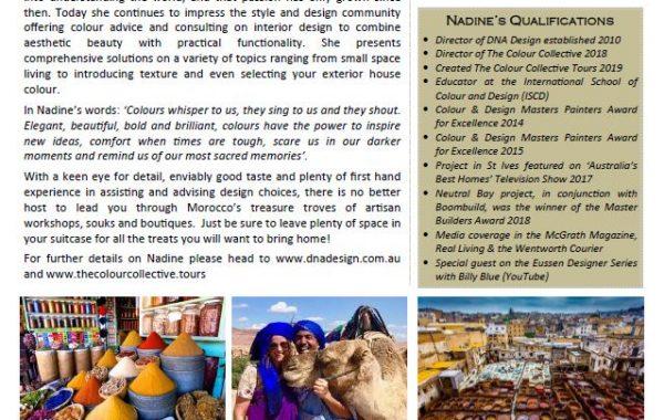 Senses of Morocco