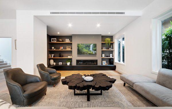 Vaucluse Residential Interior Decoration